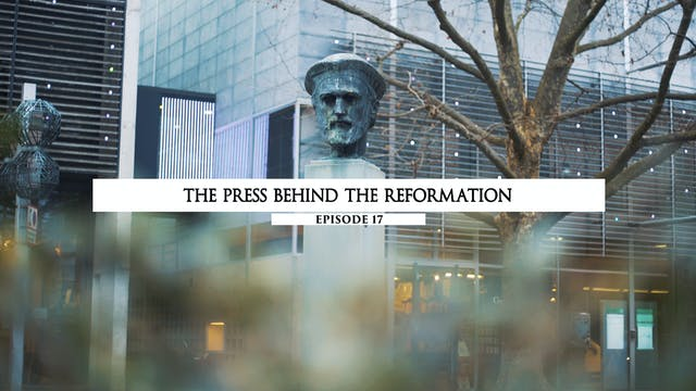 17 The Press Behind the Reformation