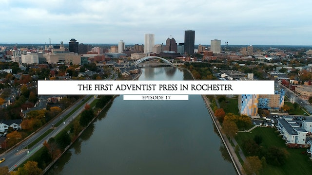 The First Adventist Press in Rochester