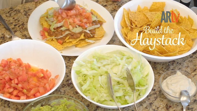 ARTV Cooking - Haystacks