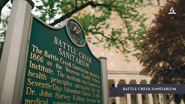 The Past With a Future - Sanitarium
