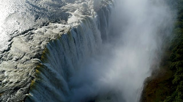 Creation's Chorus: Victoria Falls II