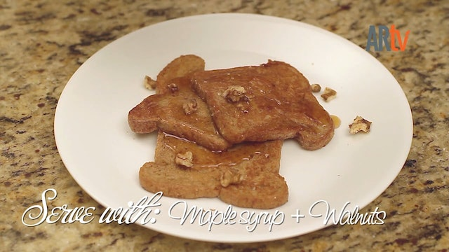 ARTV Cooking - French Toast