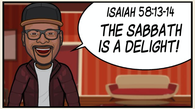 Isaiah 58:13-14: Hide It In Your Hear...