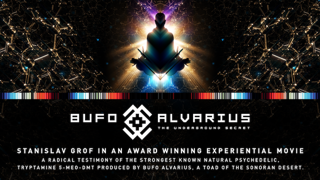 Bufo Alvarius - The Underground Secret - LP