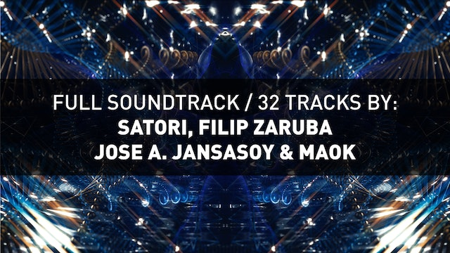 Soundtrack by: Satori, Filip Zaruba, Maok, Jose A. Jansasoy and Octavio Rettig