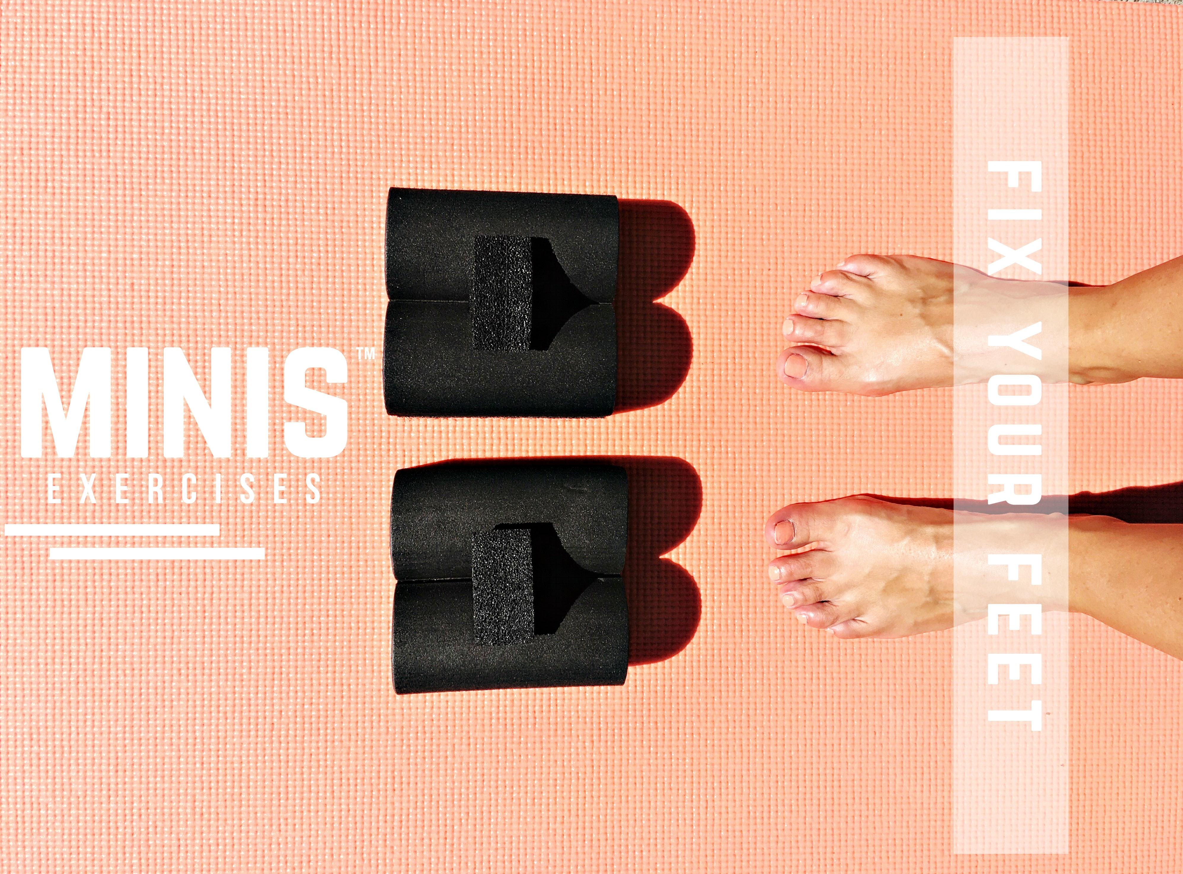 MINIS™ FEET THERAPY