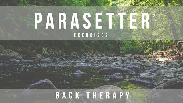 PARASETTER® - BACK RECOVERY