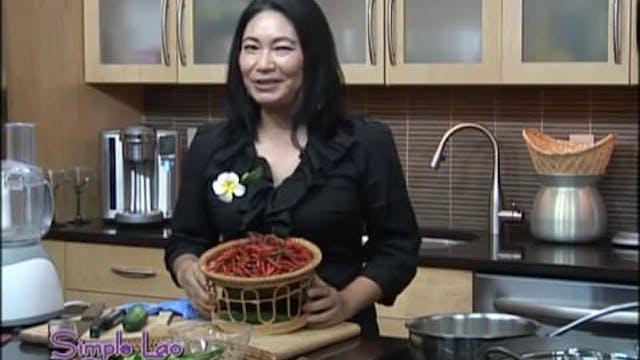 Simple Lao Cuisine: Ep. 1