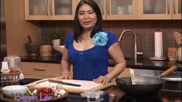 Simple Lao Cuisine: Ep. 7 - Part 1
