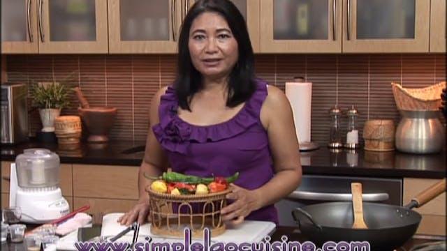 Simple Lao Cuisine: Ep. 9 - Part1