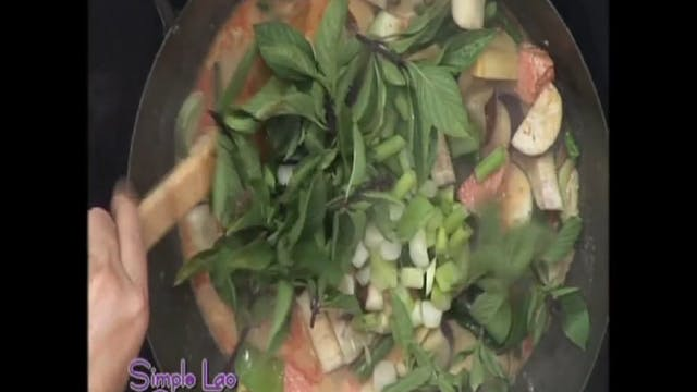 Simple Lao Cuisine: Ep. 10 - Part 2