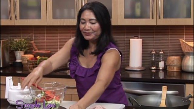 Simple Lao Cuisine: Ep. 9 - Part 2