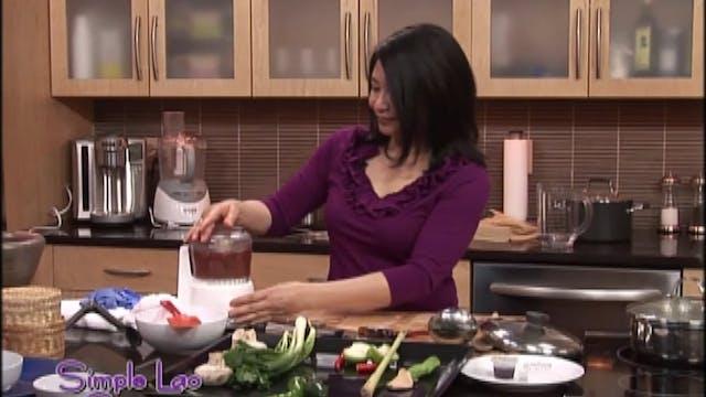 Simple Lao Cuisine: Ep. 5 - Part 2