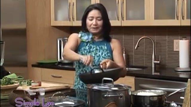 Simple Lao Cuisine: Ep. 8 - Part 1