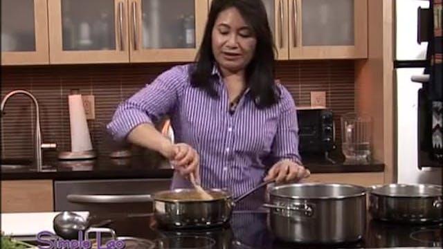 Simple Lao Cuisine: Ep. 6 - Part 2