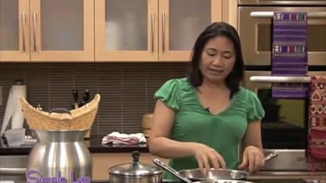 Simple Lao Cuisine: Ep. 3 - Part 1