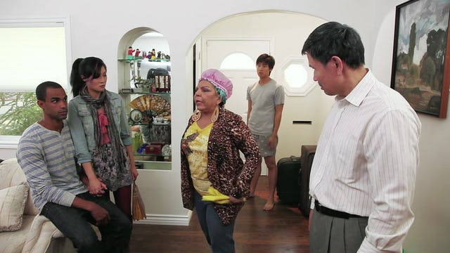 Mr. Wang Goes To Hollywood - Pilot