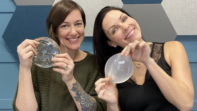 Breast Implant Options: Saline or Sil...