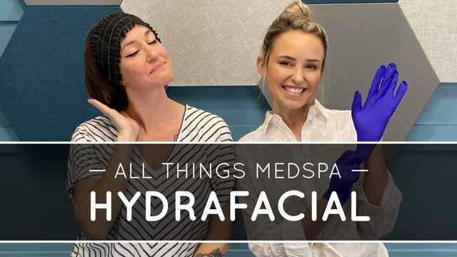 Learn About Hydrafacial