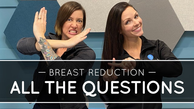 Common Breast Reduction Questions