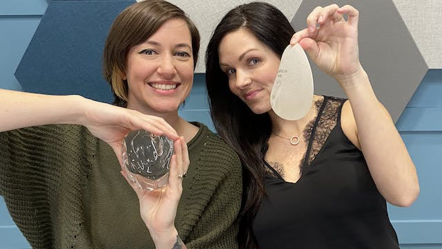 Breast Implant Shapes: How to Decide