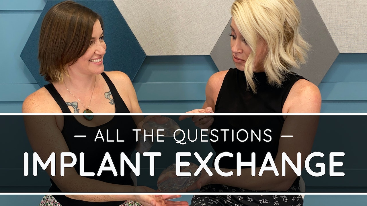 Common Breast Implant Exchange Questions
