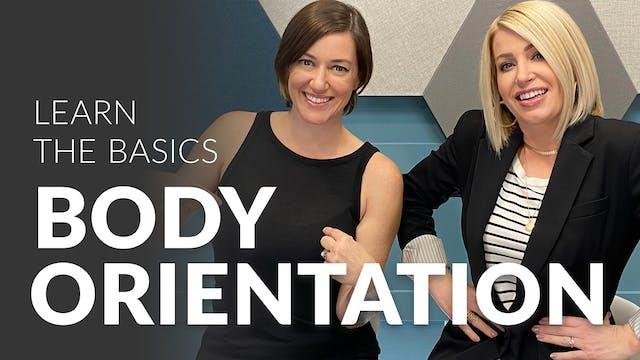 Body Surgery Orientation