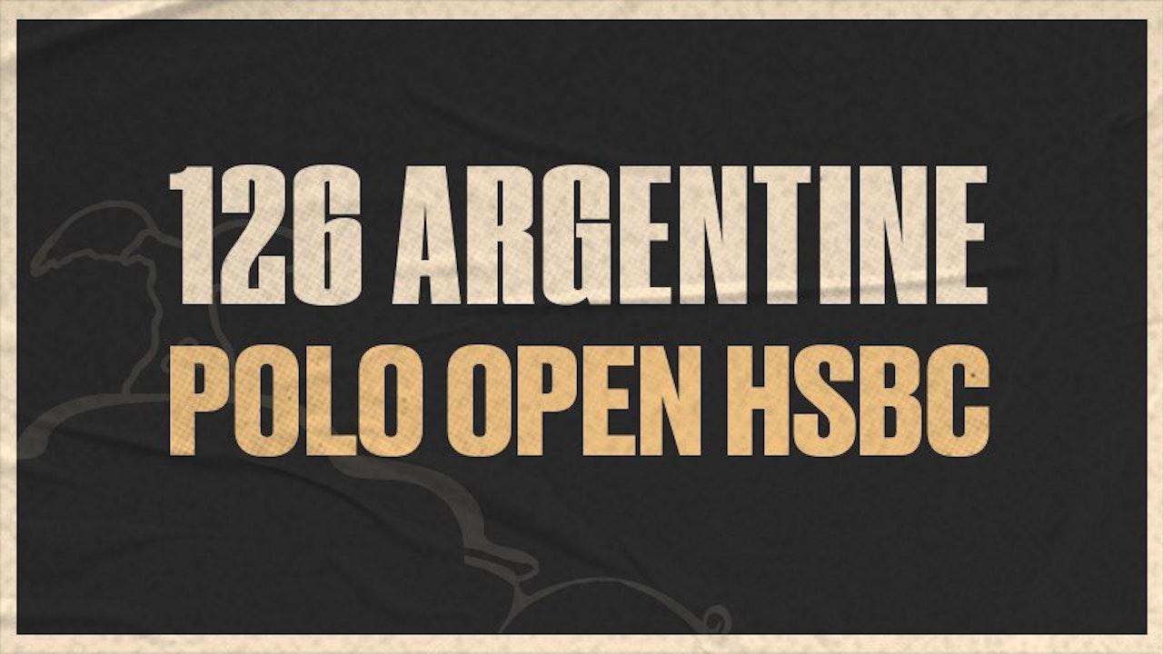 126 Argentine Open HSBC