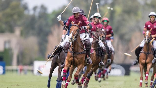 La Aguada vs. La Dolfina Polo Ranch (Spanish)