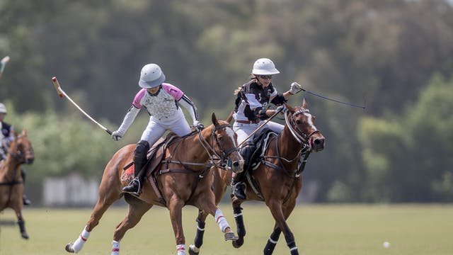 Women's Final - Argentine Open Polo (...
