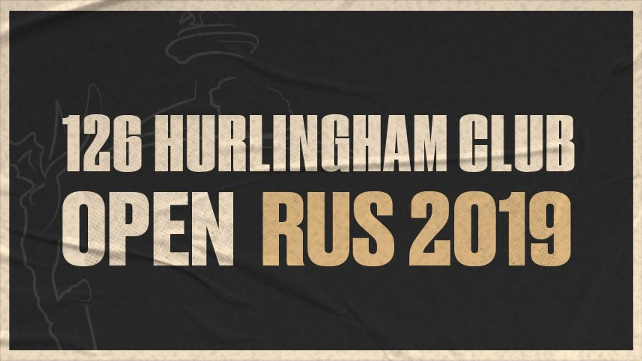 126 Hurlingham Club Open RUS 2019