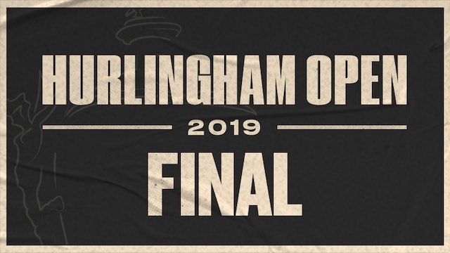 Final Hurlingham Open - La Dolfina vs Ellerstina