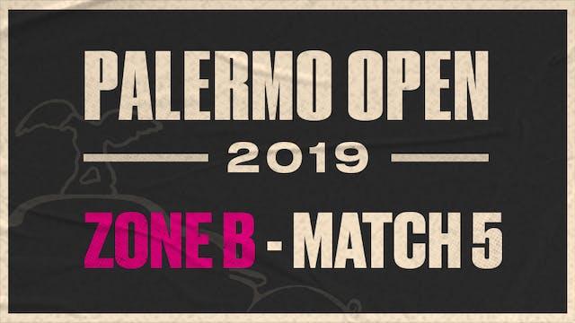 Zone B - Match 5