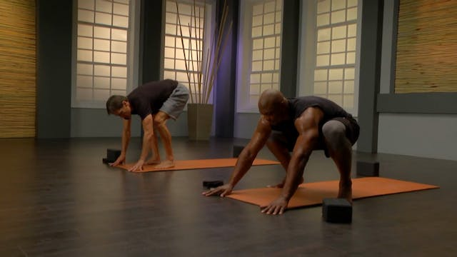 Eddie George: Core Strength & Endurance