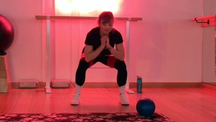 AT HOME PHYSIQUE Video