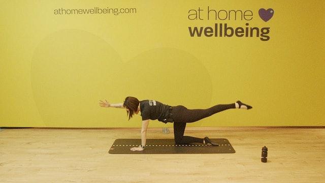 Pilates Intermediate 1 - Chloe