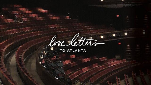 Megan Marino: So in Love - Love Letter to Atlanta