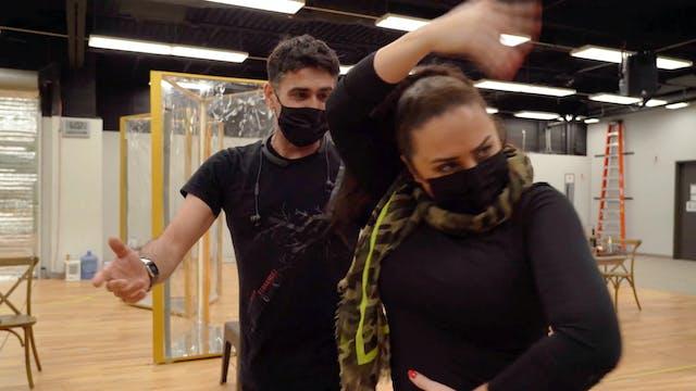 Behind the Scenes: Flamenco Artists S...