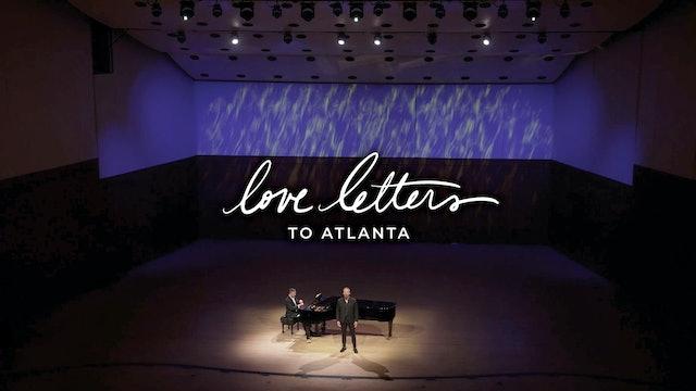 "Ryan McKinny: Love Letter to Atlanta ""Night"""