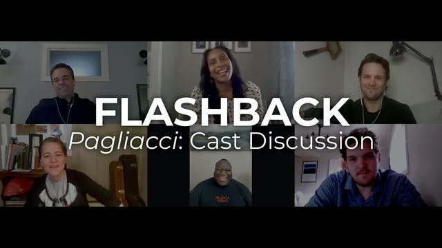 Flashback: Pagliacci Cast Discussion
