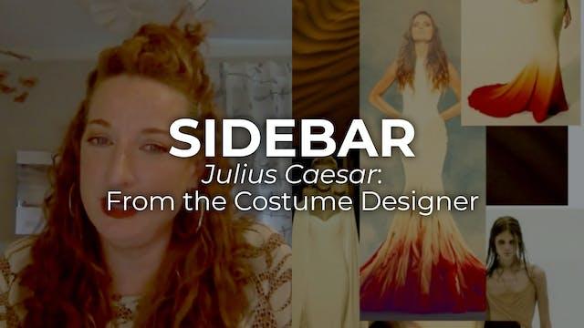 Sidebar Julius Caesar: Costumes with ...