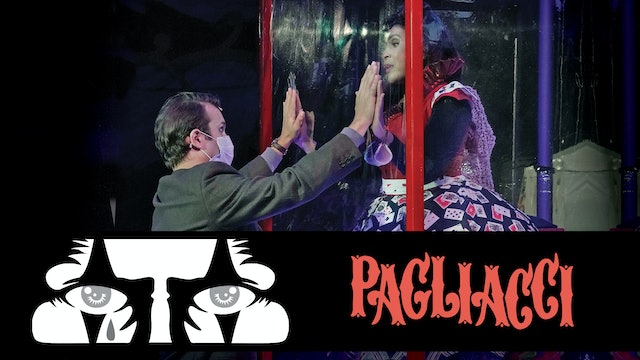 Pagliacci Film with Subtitles