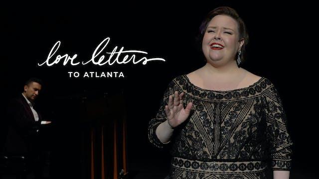 Jamie Barton: Love Letter to Atlanta ...