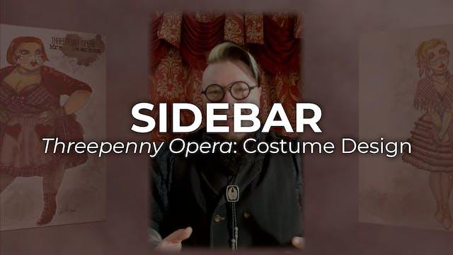 Sidebar: Threepenny Opera Costume Design