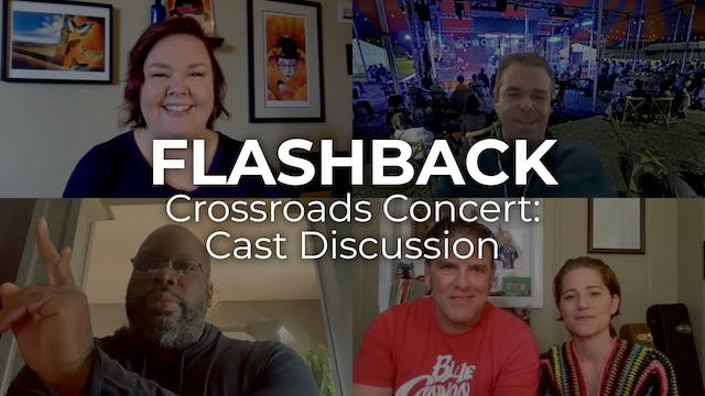 Flashback - Crossroads Concert: Cast ...
