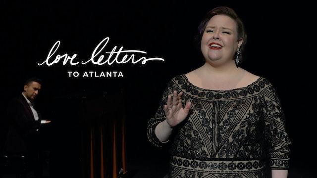 Jamie Barton: Georgia on my Mind - Love Letter to Atlanta