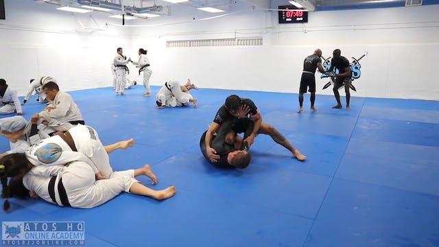 Calon Sabino (Brown Belt) vs PJ Barch...