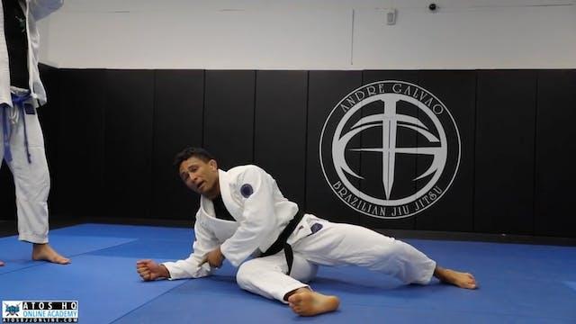 Basic Kata Guruma Takedown for Beginners
