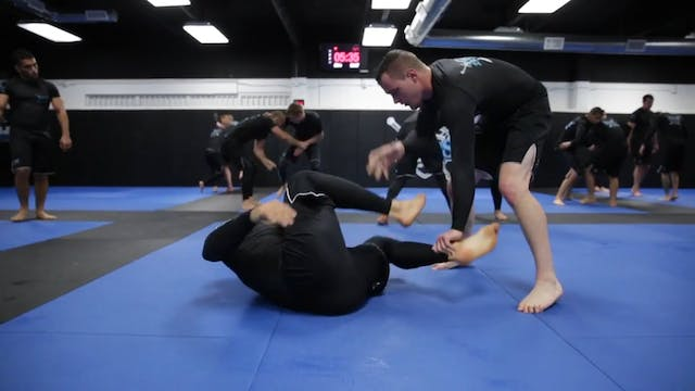 Andre Galvao Rolling Then Giving Tips...