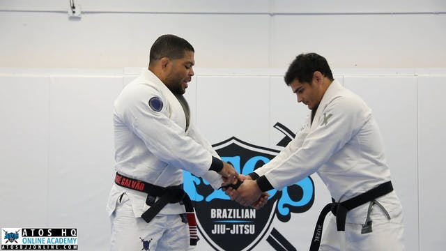 Jiu-Jitsu Stance & Base